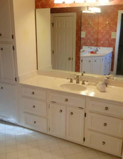 Before Bath Remodel By PCR
